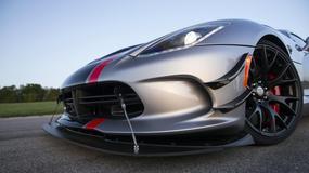 Dodge Viper American Club Racer - pełnokrwisty Amerykanin