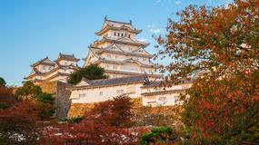 Zamek Himeji - najpiękniejszy zamek w Japonii otwarty dla turystów po remoncie
