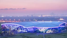 Największy na świecie kryty park rozrywki w Dubaju