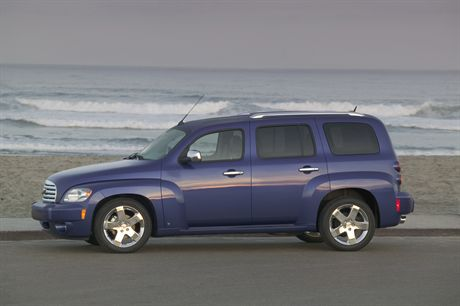 2007 Chevy HHR 2LT. X07CT_HR009   (United States)