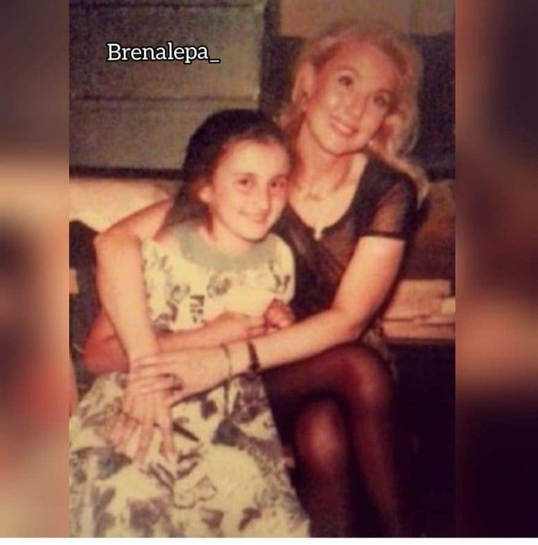 Andreana Čekić i Brena