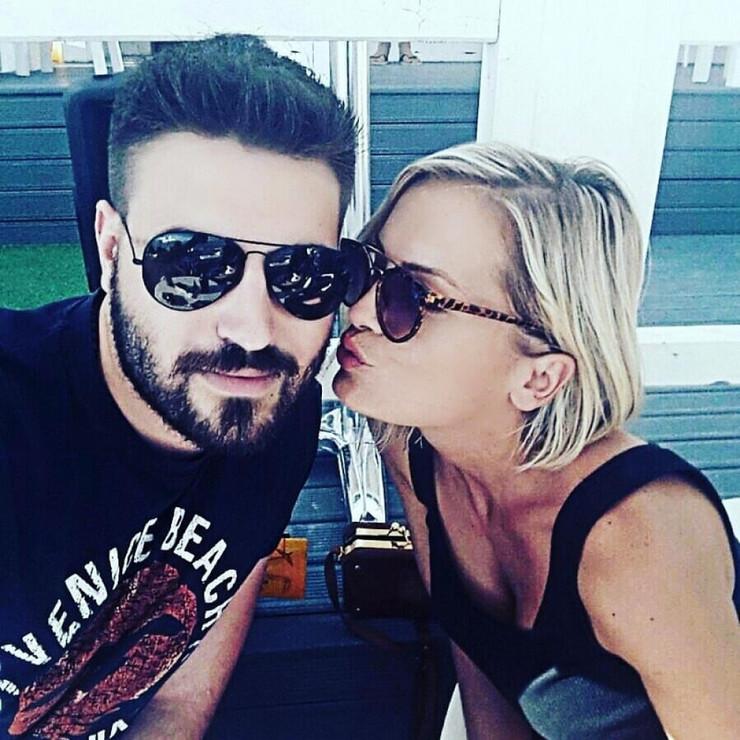 Nikola Nemešević Nemeš i Marijana Čvrljak
