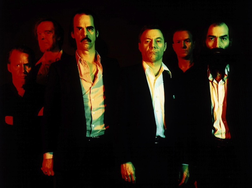 Nick Cave i The Bad Seeds