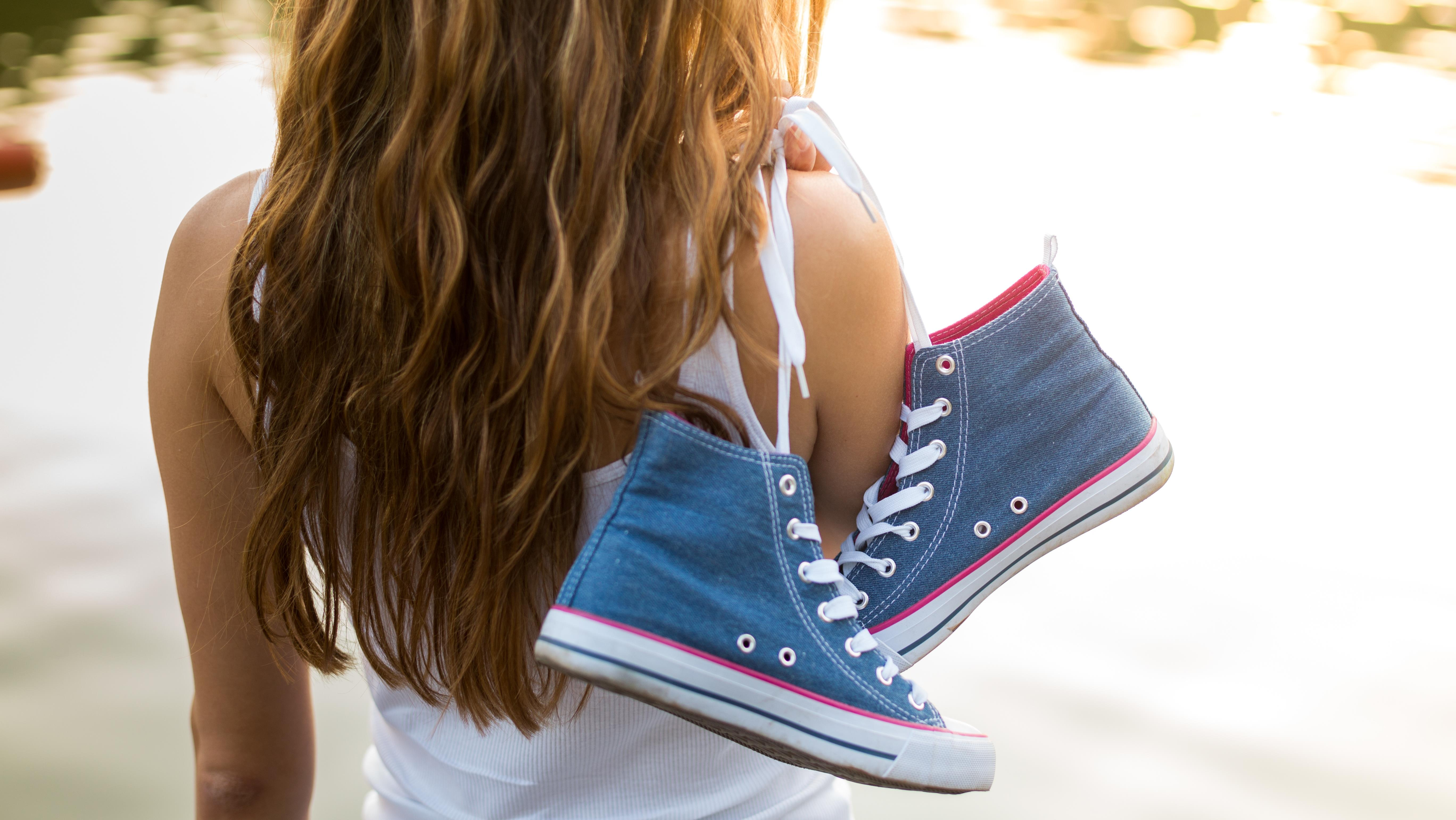 na stopach zdjęcia Darmowa dostawa duża zniżka buty nike