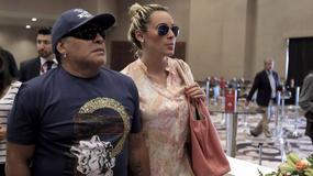 Maradona chce, by papież Franciszek udzielił mu ślubu