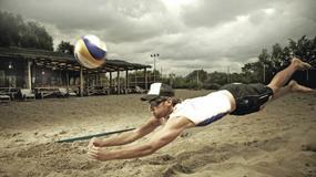Ćwicz jak siatkarz plażowy