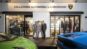 Salon Lamborghini, który nie sprzedaje samochodów