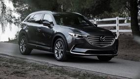 Nowa Mazda CX-9 z silnikiem turbo
