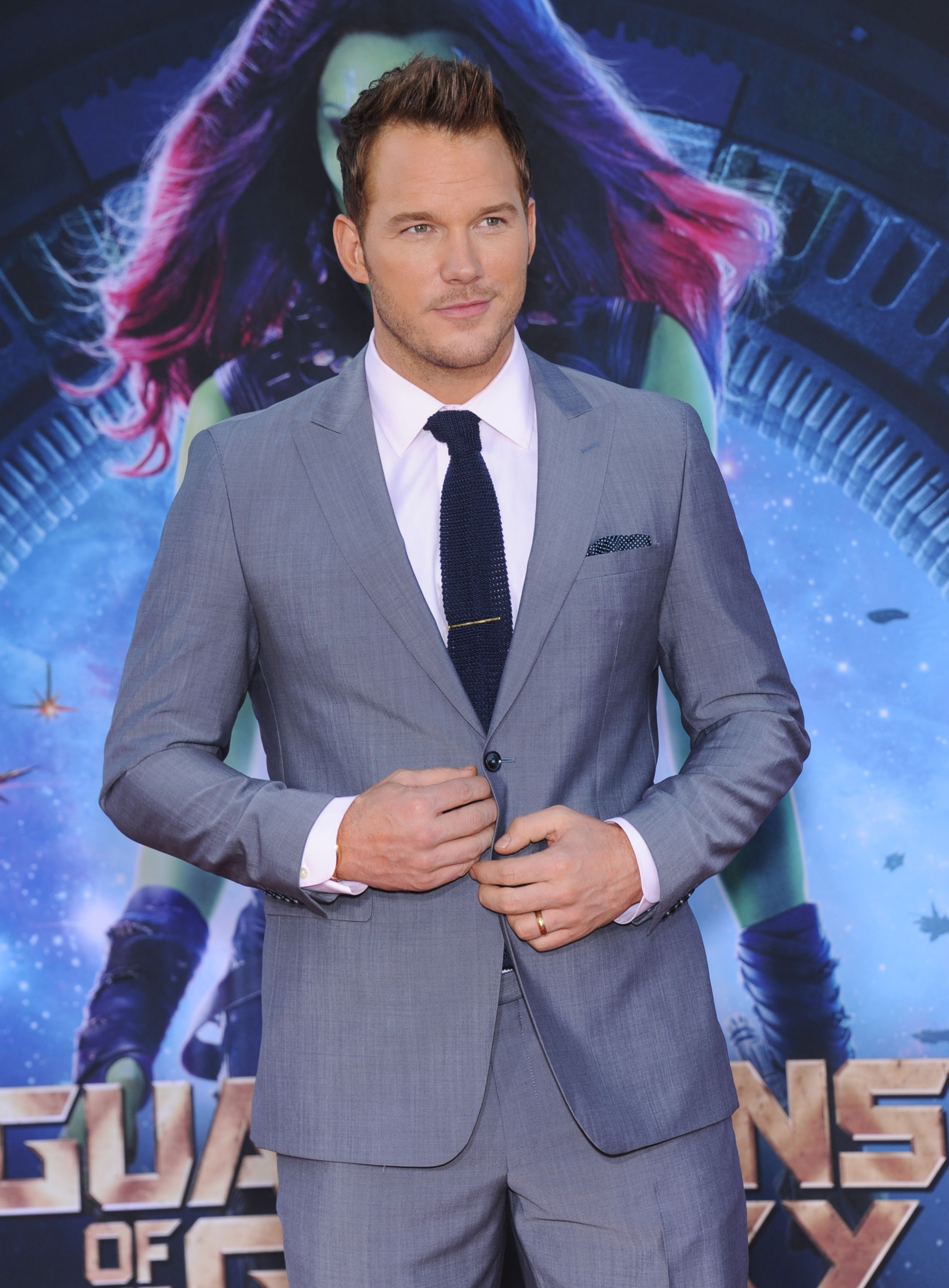 2. Chris Pratt