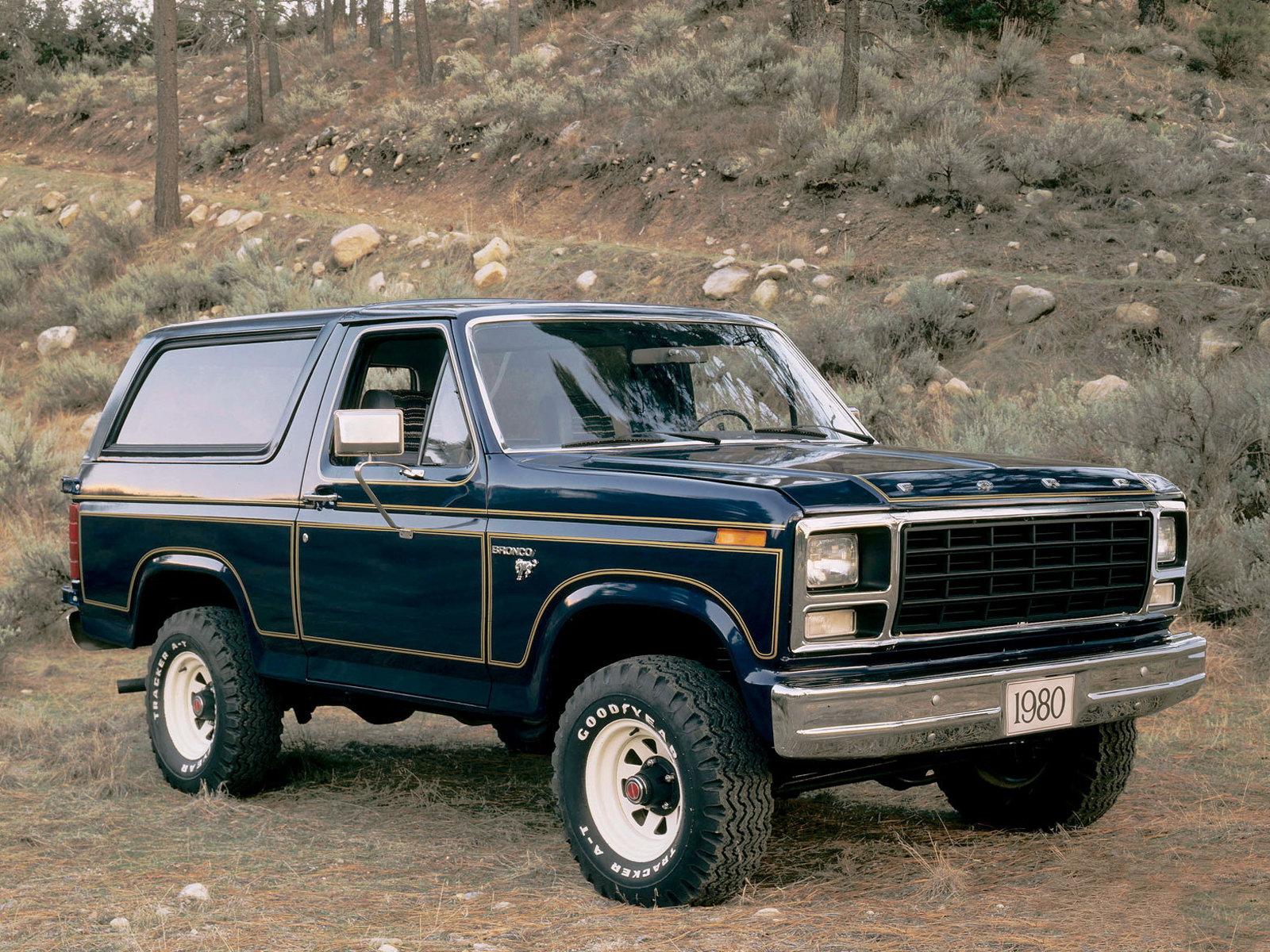 Ford Bronco Iii 1980 1986 Recenzje I Testy Opinie