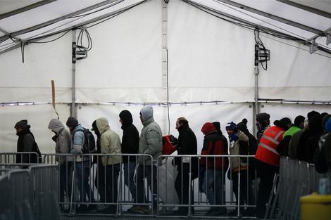 Najveći broj migranta želi da se nastani u Nemačkoj