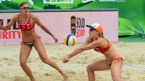 Piękne reprezentantki Polski w siatkówce plażowej
