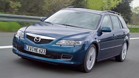 Mazda 6 pierwszej generacji – wybrać dwulitrowego diesla czy benzyniaka?