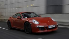 Wodzi na pokuszenie - Porsche 911 Carrera 4 GTS