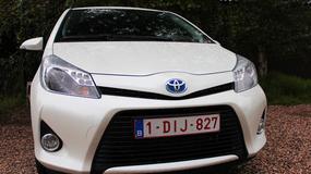 Toyota Yaris Hybrid 100 (światowa premiera)