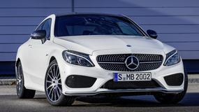 Mercedes-AMG C43 4MATIC Coupe - konkurencja może się bać!