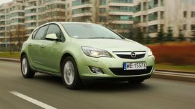 Opel Astra IV - ładny, ale do ideału daleko