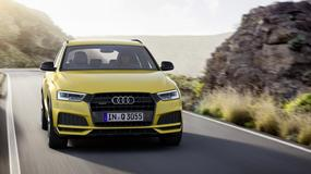 Audi Q3 po face liftingu
