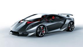 Ekstremalne Lambo: Lamborghini Sesto Elemento