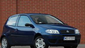 Fiat Punto II: Niedrogo i... kropka!
