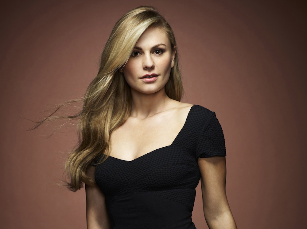 Anna Paquin (Sookie Stackhouse)