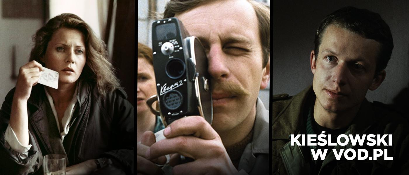 Krzysztof Kieślowski - kolekcja filmów