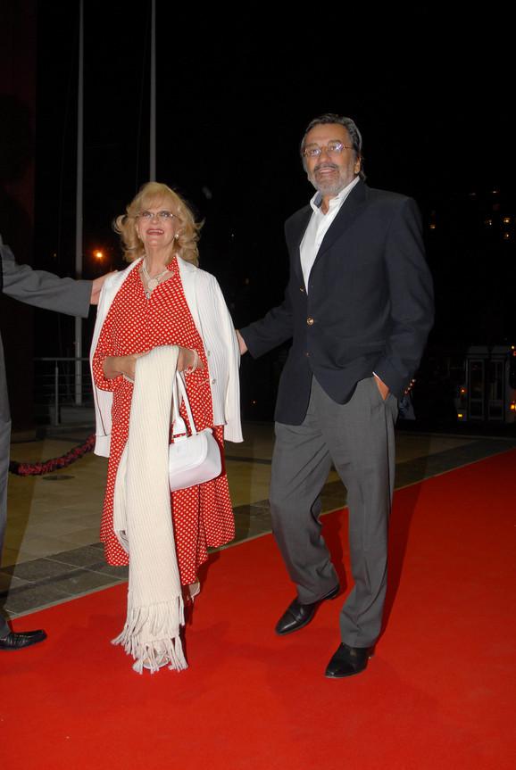 Milena Dravić i Dragan Nikolić
