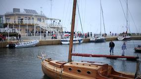 Nowa marina przy molo w Sopocie