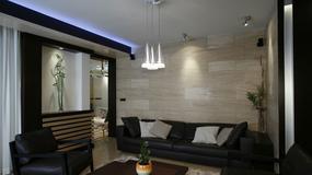 Efektowne mieszkanie w bloku