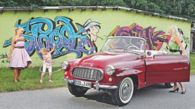 Skoda Felicia - kolorowy wschód