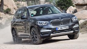 BMW X3 - do trzech razy sztuka