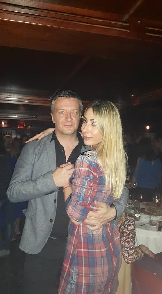 Mašan Lekić i surpuga Mira
