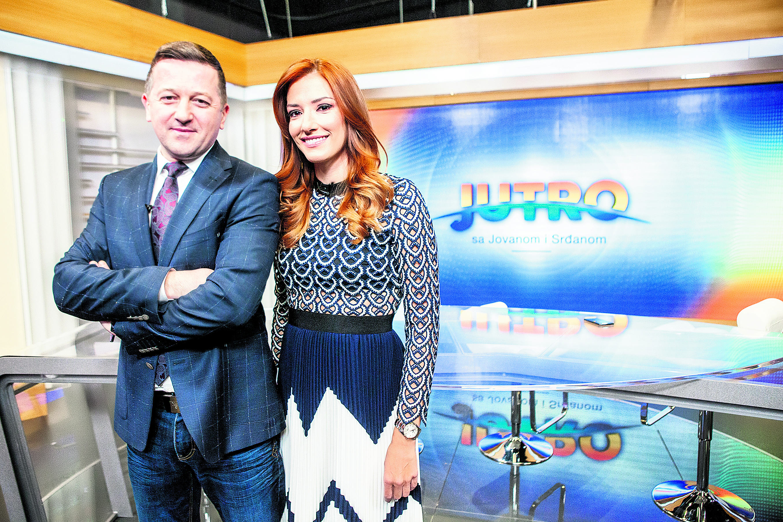 Svi bruje o odlasku Jovane i Srđana iz Jutarnjeg, a evo kakvu su PONUDU DOBILI!