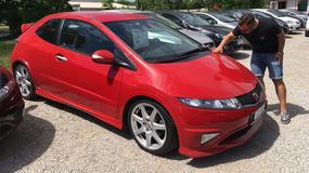 Auto z ogłoszenia: Honda Civic Type R - czyli, idealny Szwajcar