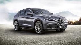 Alfa Romeo Stelvio First Edition od 232 500 zł