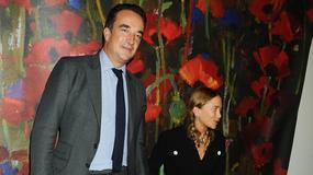 Mary-Kate Olsen i Olivier Sarkozy na imprezie. Co się stało z twarzą słynnej bliźniaczki?