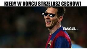 FC Barcelona pokonała Arsenal Londyn - Messi bohaterem memów