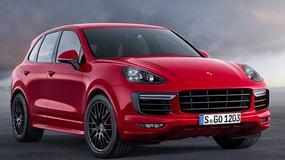Nowe Porsche Cayenne GTS, czyli Gran Turismo Sport