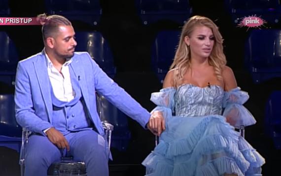 """""""TRUDNA JE"""": Bora Santana uživo u emisiji šokirao sve kada su ga pitali gde je Milici Kemez!"""