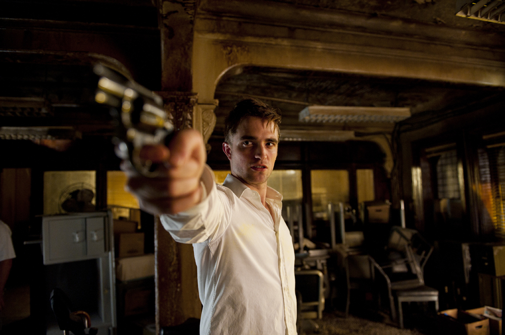 Robert Pattinson w filmie
