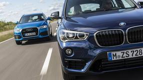 Zwinne i bardzo szybkie - Audi Q3 kontra BMW X1
