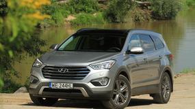 Test Hyundaia Grand Santa Fe - Luksus na maksa!