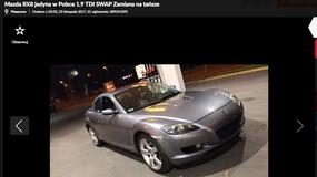 """Mazda RX8 z """"tedeikiem"""" pod maską"""