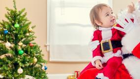 Top 8 najfajniejszych prezentów dla maluchów od Świętego Mikołaja