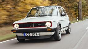 Volkswagen Golf I GTI - popularność bez końca