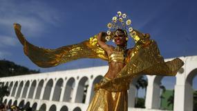 Lokalna karnevalska žurka u Riju
