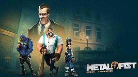 Metal Fist: Urban Domination - twórcy Real Boxing zapowiadają nową grę