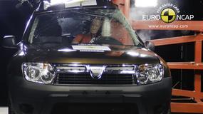 EuroNCAP: czy Dacia Duster jest bezpieczna?