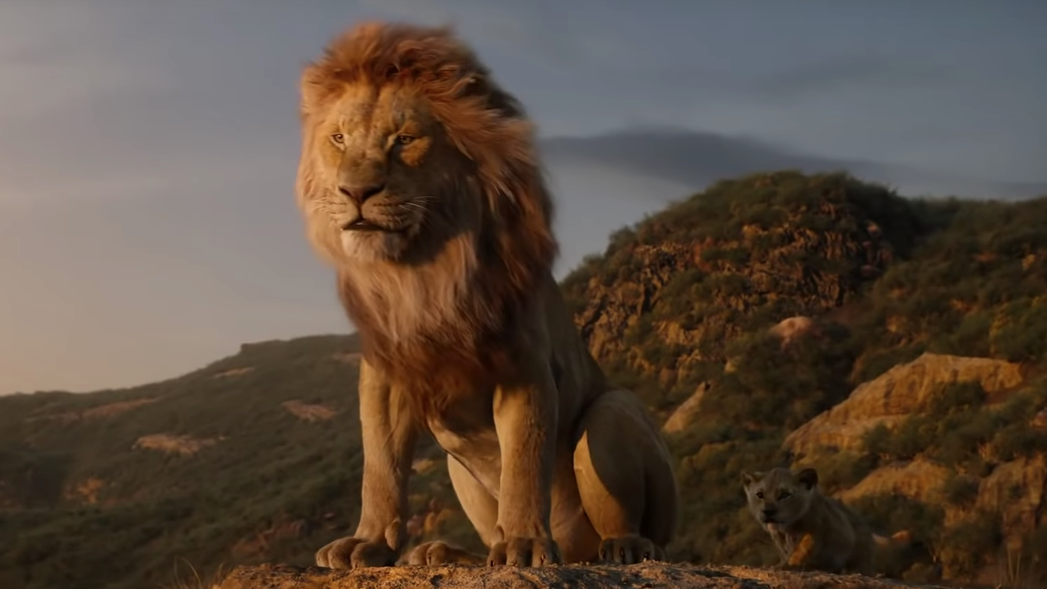 """""""König der Löwen"""": Der zweite Trailer ist da!"""