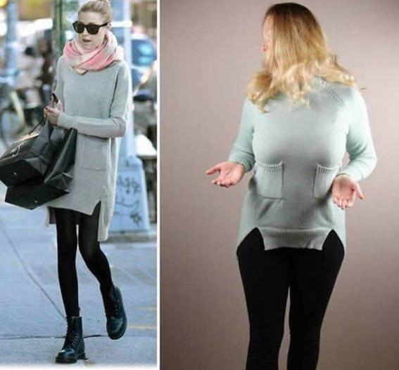 Džemper koji definitivno nije za izlazak u javnost